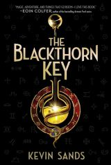 Review: The Blackthorn Key by Kevin Sands